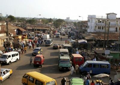 Bus Rapid Transit (BRT) Impact Evaluation: Dar es Salaam Transport Corridor