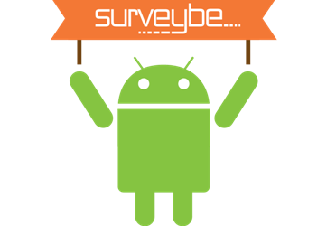 Surveybe on Android, Kindle Fire and Windows!