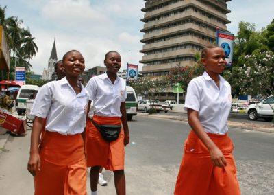Girls' Economic Empowerment – Randomised Control Trial in Tanzania