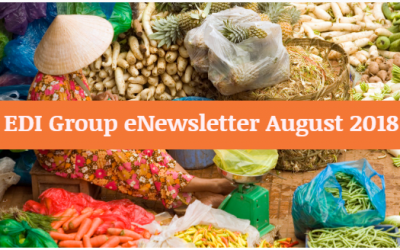 EDI eNewsletter August 2018