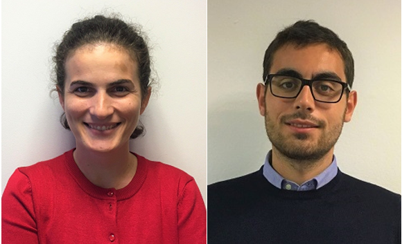 EDI welcomes Maria Apergi and Luca Privinzano to the team