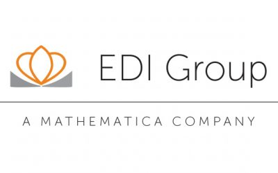 Acclaimed International Research Firms, Mathematica and EDI, Complete Merger