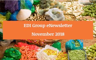 EDI eNewsletter November 2018