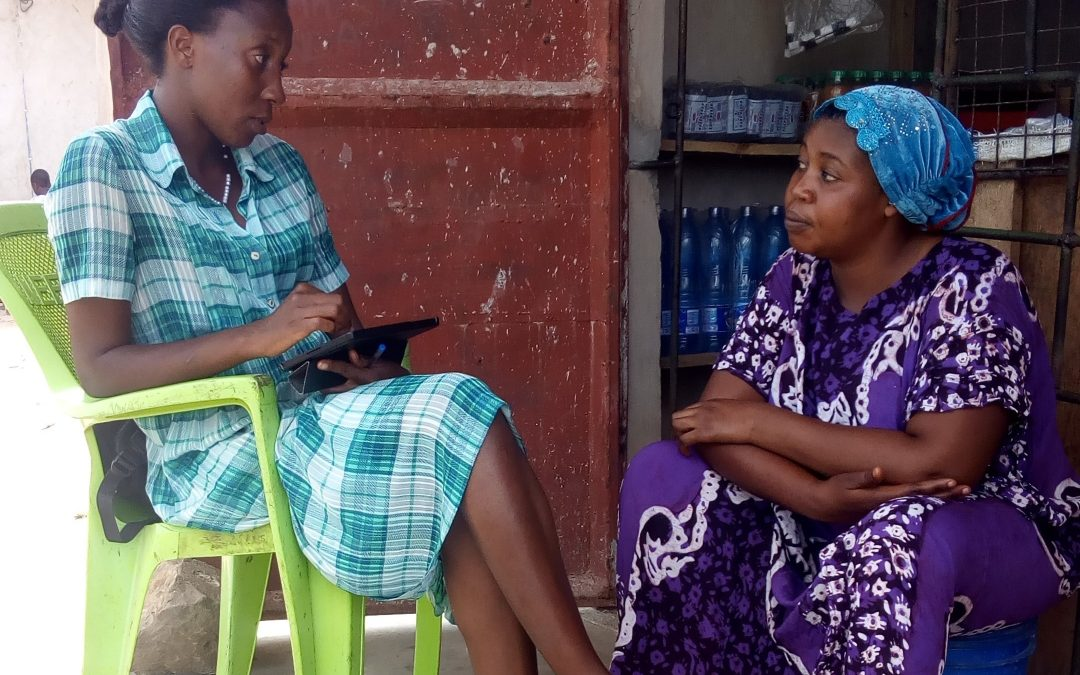 Views from Research No. 12 | Using Paradata to Collect Better Survey Data: Evidence from a Household Survey in Tanzania (1/3) | What are paradata?