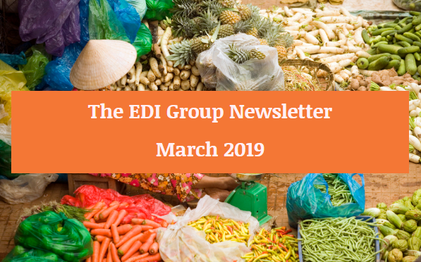 The EDI Group Newsletter March 2019