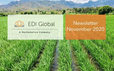 EDI Global Newsletter – November 2020