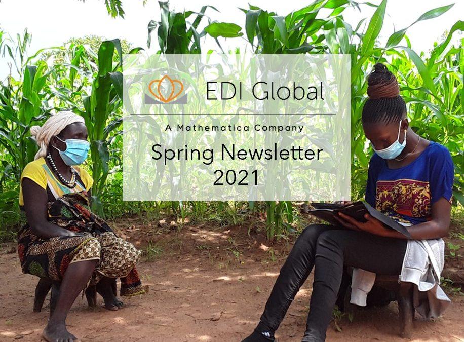 EDI Global – Spring 2021 Newsletter